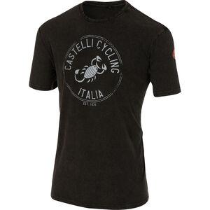 Castelli Armando T-Shirt Herren vintage black vintage black