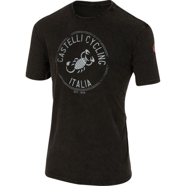 Castelli Armando T-Shirt Herren vintage black