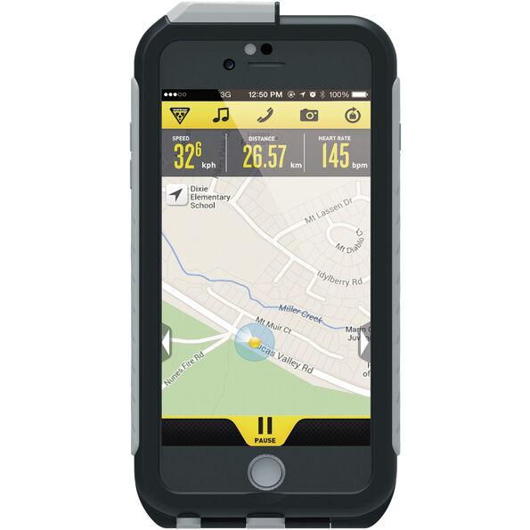 Topeak Weatherproof RideCase für iPhone 6+ mit Halter