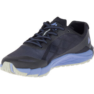 Merrell Bare Access Flex Shoes Women black/metallic lilac