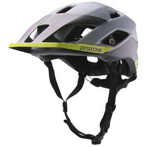 SixSixOne EVO AM Patrol Helm matte gray matte gray