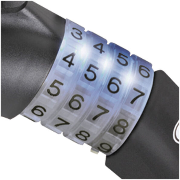 ABUS Raydo Pro 1450/185 Spiralkabelschloss TexKF