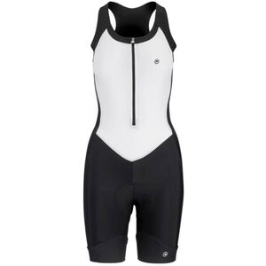 assos UMA GT NS Body Suit Damen holy white holy white
