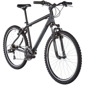 "Serious Rockville 26"" matt black/grey bei fahrrad.de Online"