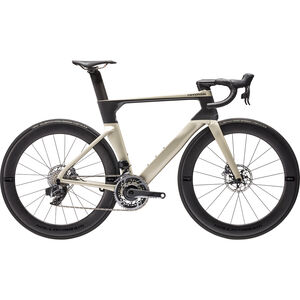 Cannondale SystemSix Hi-Mod Red eTap AXS champagne champagne