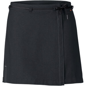 VAUDE Tremalzo II Skirt Damen black black