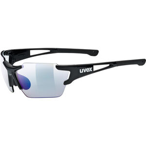 UVEX Sportstyle 803 Race VM Sportglasses Small black/ltm.blue black/ltm.blue