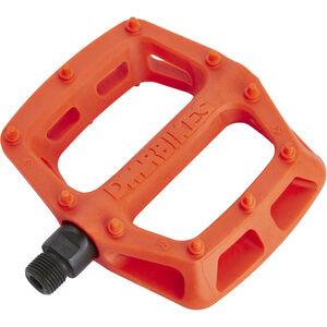 DMR V6 Pedals orange orange