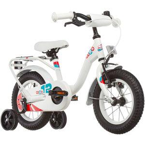 s'cool niXe 12 steel white/blue/red bei fahrrad.de Online