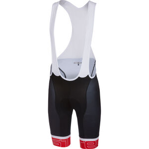 Castelli Volo Bibshorts Men black/red bei fahrrad.de Online