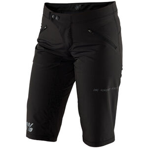 100% Ridecamp Shorts Damen black black