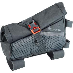 Acepac Roll Fuel Frame Bag grey grey