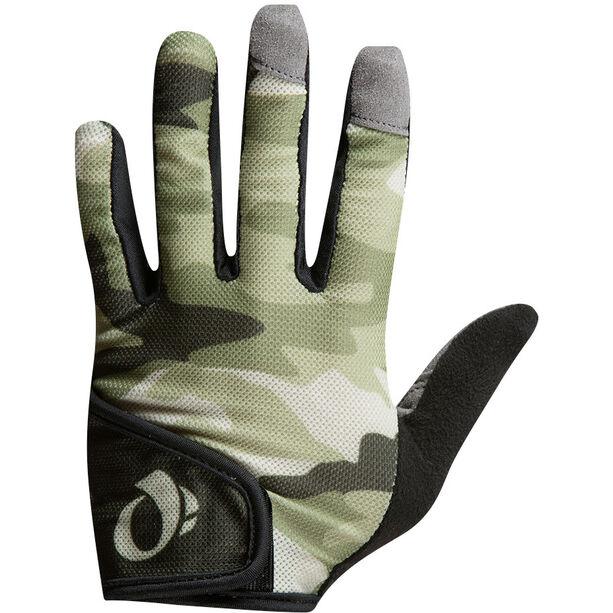 PEARL iZUMi MTB Handschuhe Jugend green camo