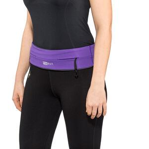 FlipBelt Classic Fitness Gürtel violet violet