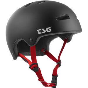 TSG Superlight Solid Color II Helmet satin black satin black