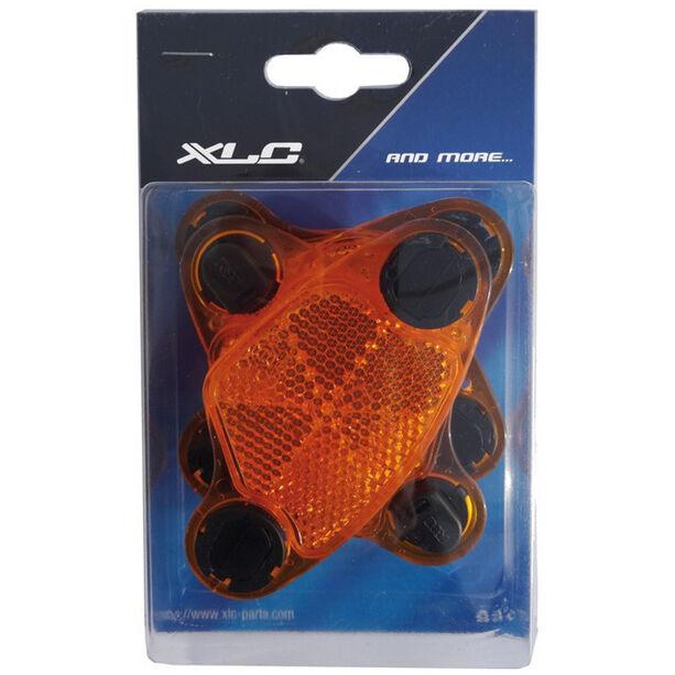XLC Bumm Speichenreflektor 4er-Set