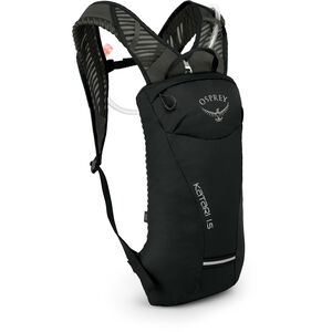 Osprey Katari 1.5 Hydration Backpack Herren black black