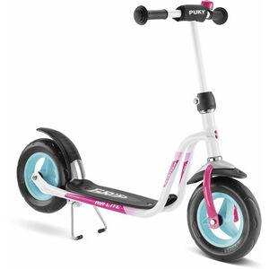 Puky R 03 Luftbereifter Roller Kinder weiß/pink weiß/pink