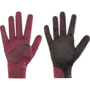 Fox Attack Water Gloves Men Dark Red bei fahrrad.de Online