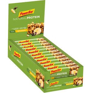 PowerBar Natural Protein Bar Box 24x40g Banana Chocolate (Vegan)
