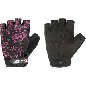 Red Cycling Products Race Bike Gloves Junior black-pink