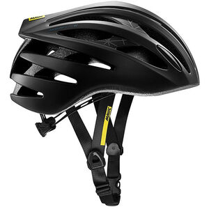 Mavic Aksium Elite Helmet Damen black/everglade black/everglade