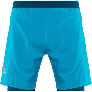 Dynafit Alpine Pro 2in1 Shorts Herren methyl blue methyl blue