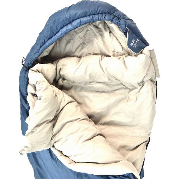 Alvivo Arctic Extreme 200 Sleeping Bag blau/grau