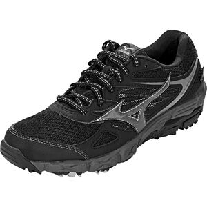 Mizuno Wave Kien 4 G-TX Shoes Women Black/Dark Shadow bei fahrrad.de Online