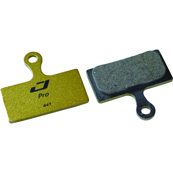 Jagwire Disc Pro Semi-Metallisch Bremsbelag für Shimano XTR/ Deore/ SLX/ Alfine/ CX/XT