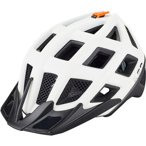 KED Crom Helmet white black matt white black matt