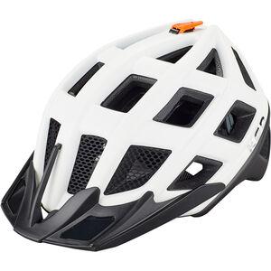 KED Crom Helmet white black matt white black matt