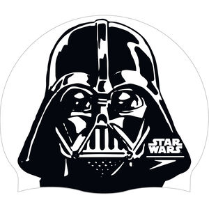 speedo Star Wars Slogan Print Cap white/black