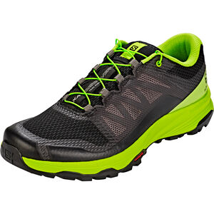 Salomon XA Discovery Shoes Herren black/lime green/magnet black/lime green/magnet