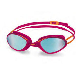 Head Tiger Race Mid Goggles raspberry - clear raspberry - clear