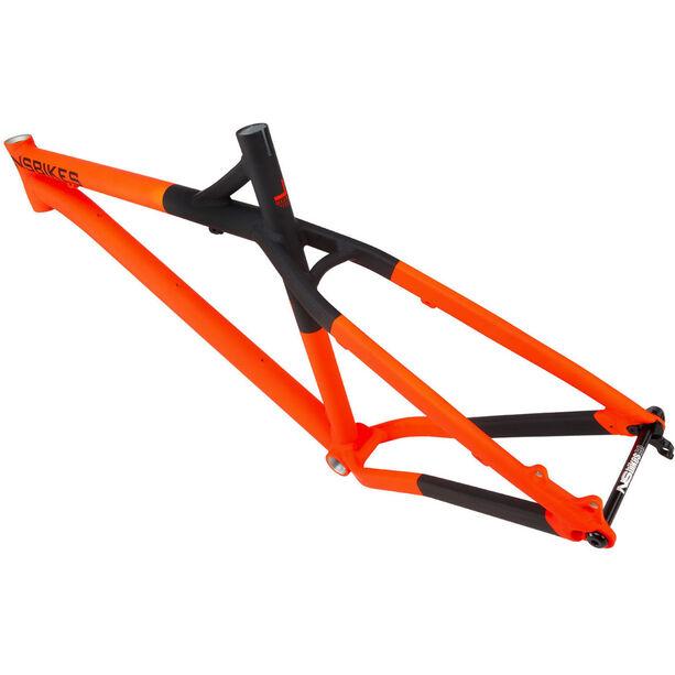 NS Bikes Eccentric Alu 650B Rahmen fluo orange