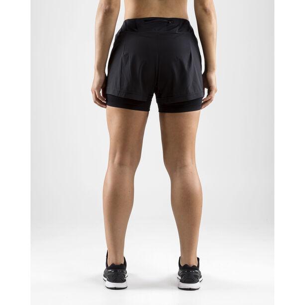 Craft Essential 2-in-1 Shorts Damen black