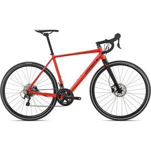 ORBEA Vector Drop red/black red/black