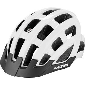 Lazer Compact Helmet white white
