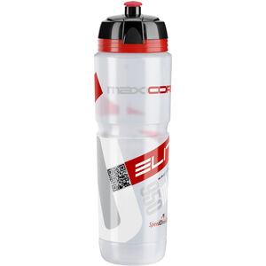 Elite Maxi Corsa MTB Trinkflasche  1000ml transparent/rot bei fahrrad.de Online