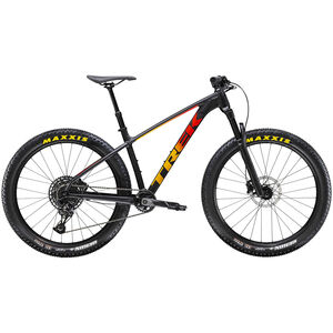 Trek Roscoe 8 matte black/red/marigold fade matte black/red/marigold fade