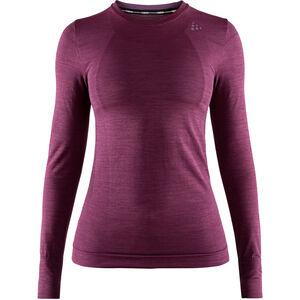 Craft Fuseknit Comfort Roundneck LS Shirt Women tune