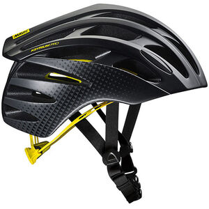 Mavic Ksyrium Pro MIPS Helmet Herren black/yellow mavic black/yellow mavic