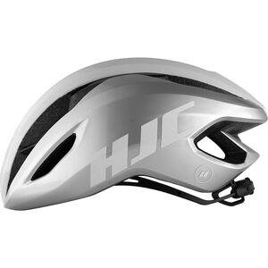 HJC Valeco Road Helmet silver/white silver/white
