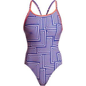 Funkita Diamond Back One Piece Swimsuit Damen i said swim i said swim