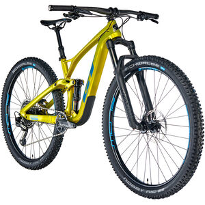 GT Bicycles Sensor Carbon Pro gloss lime gold/mustang teal/cyan gloss lime gold/mustang teal/cyan