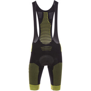 X-Bionic Effektor Power Biking Bib Short Herren black/yellow black/yellow