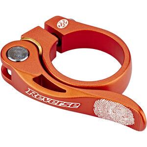 Reverse Long Life Sattelklemme 34,9mm orange bei fahrrad.de Online
