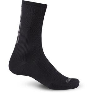 Giro HRC Team Socks black/dark shadow black/dark shadow