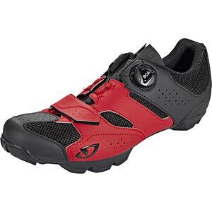 Giro Cylinder Shoes Herren dark red/black dark red/black